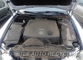 2007 Lexus IS 250 Parts Stock# 8199BK