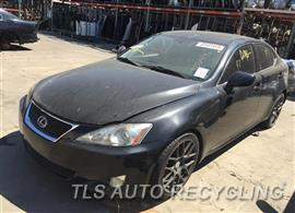 Parting Out Stock# 9369RD 2007 Lexus Is250