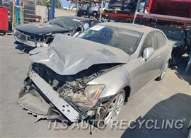 2007 Lexus IS 250 Parts Stock# 10518R