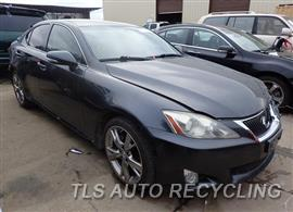 2009 Lexus IS 250 Parts Stock# 8002RD