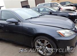 2009 Lexus IS 250 Parts Stock# 8002RD