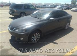 Parting Out Stock# 00413R 2009 Lexus Is250