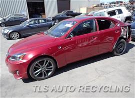 2011 Lexus IS 250 Car For Parts