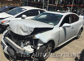 Parting Out Stock# 9357YL 2011 Lexus Is250