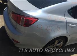 2011 Lexus IS 250 Parts Stock# 9357YL