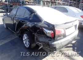 2012 Lexus IS 250 Car for Parts