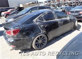 2013 Lexus IS 250 Parts Stock# 7438BR