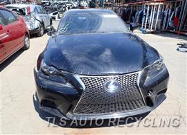 2014 Lexus IS 250 Parts Stock# 7340GR
