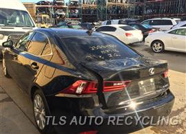 2014 Lexus IS 250 Parts Stock# 8682OR