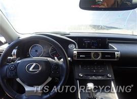2015 Lexus IS 250 Parts Stock# 7341OR