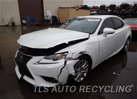 Parting Out Stock# 7516RD 2015 Lexus Is250