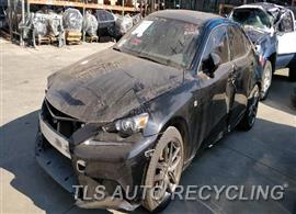 2015 Lexus IS 250 Parts Stock# 00076P