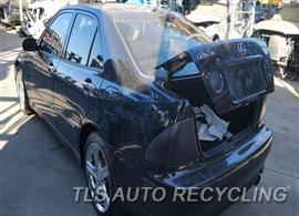 2001 Lexus IS 300 Parts Stock# 9757BL