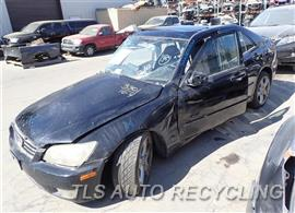 Parting Out Stock# 7444RD 2004 Lexus Is300