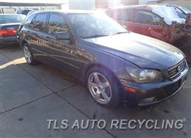 2004 Lexus IS 300 Car for Parts