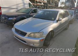Used Lexus IS 300 Parts