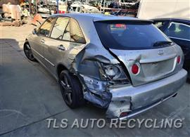 2005 Lexus IS 300 Parts Stock# 10254G