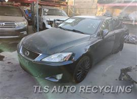 Parting Out Stock# 10571W 2006 Lexus Is350