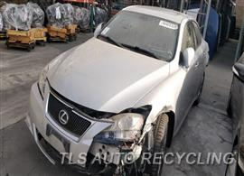 Parting Out Stock# 9740GY 2008 Lexus Is350