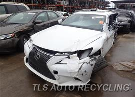 Parting Out Stock# 8153PR 2014 Lexus Is350