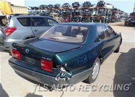 1996 Lexus LS 400 Parts Stock# 7155BL