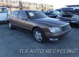 1999 Lexus LS 400 Parts Stock# 5259RD