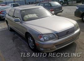 Used Lexus LS 400 Parts