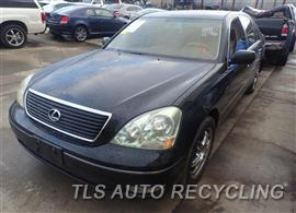 Parting Out Stock# 6483RD 2001 Lexus Ls430