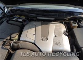 2001 Lexus LS 430 Parts Stock# 8440YL