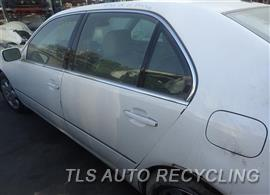 2001 Lexus LS 430 Parts Stock# 8501GR