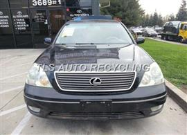 2002 Lexus LS 430 Car for Parts