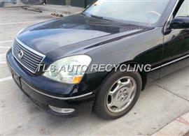 2002 Lexus LS 430 Parts Stock# 3121BR