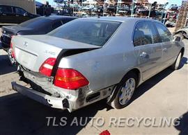 2002 Lexus LS 430 Parts Stock# 7594YL