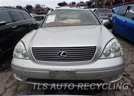 2002 Lexus LS 430 Parts Stock# 8003BL