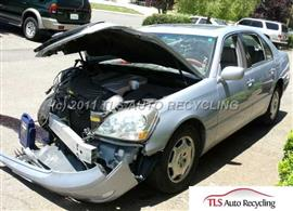 2002 Lexus LS 430 Parts Stock# 110068
