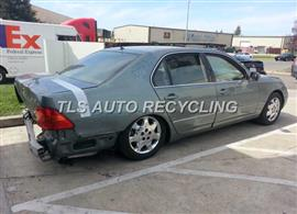 2003 Lexus LS 430 Car for Parts