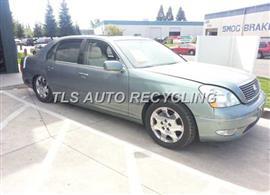 2003 Lexus LS 430 Parts Stock# 4039RD