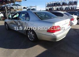 2003 Lexus LS 430 Parts Stock# 5222BK