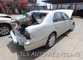 2003 Lexus LS 430 Parts Stock# 6141RD