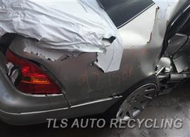 2003 Lexus LS 430 Parts Stock# 9215BK