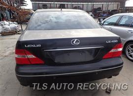 2004 Lexus LS 430 Parts Stock# 7596BK