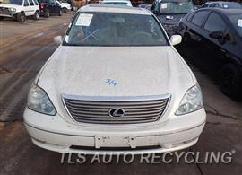 2004 Lexus LS 430 Parts Stock# 8018PR