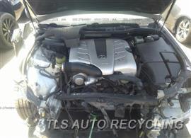 2004 Lexus LS 430 Parts Stock# 00322R