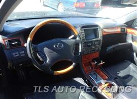 2005 Lexus LS 430 Parts Stock# 6115BL