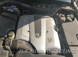 2005 Lexus LS 430 Parts Stock# 9765RD