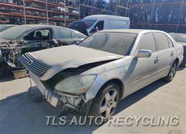 Used Lexus LS 430 Parts