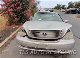 2005 Lexus LS 430 Parts Stock# 10586O