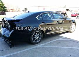 2007 Lexus LS 460 Car for Parts
