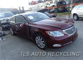 2008 Lexus LS 460 Car for Parts