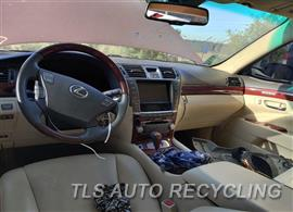 2010 Lexus LS 460 Parts Stock# 10318B